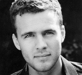 Actor Matthew Gent