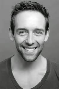 Darren Carnall is currently appearing in Dirty Rotten Scoundrels at the Savoy Theatre