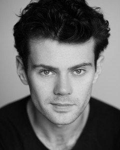 Actor Matt Wycliffe