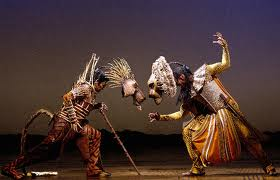 The Lion King Musical Stage Photograph