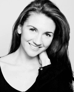 Actress Summer Strallen