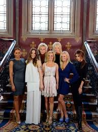 The Spice Girls June 2012