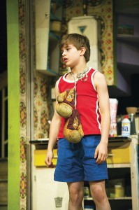Harrison Dowzell Billy Elliot at The Victoria Palace Theatre