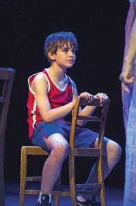 Harrison Dowzell as Billy Elliot