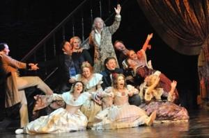 Scrooge Production Photo London Palladium