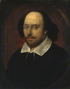 William Shakespeare attributed to John Taylor