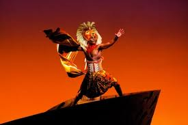 The West End production of The Lion King is currently in its 14th year at the Lyceum Theatre