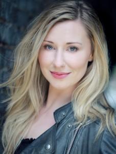 Actress Louise Bowden