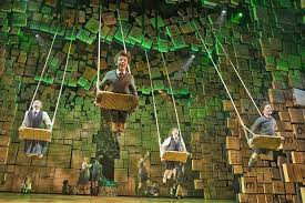 The Broadway transfer of Matilda The Musical wins five awards at the 58th Annual Drama Desks Awards