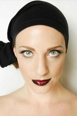 Georgie Burdett Make-Up Shoot