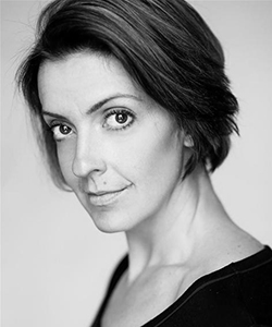 Steph Parry is currently appearing in Wicked at the Apollo Victoria