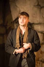 Daniel Radcliffe as 'Cripple Billy' in The Cripple of Inishmaan