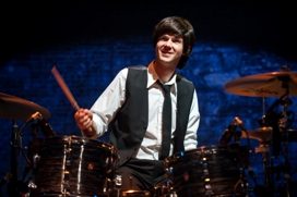 Luke Roberts – Drums