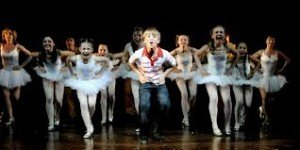 Billy Elliot the Musical dance scene