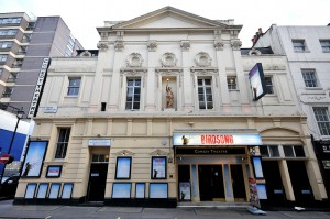 Comedy Theatre now Harold Pinter Theatre