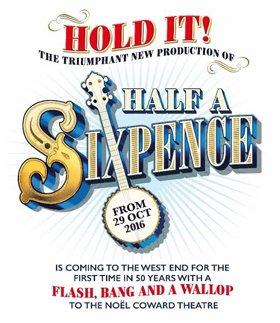 Half a Sixpence Tickets