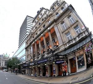 Her Majesty's Theatre London Phantom of the Opera