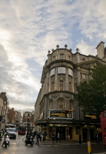 Novello Theatre London West End