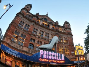 Palace Theatre London West End