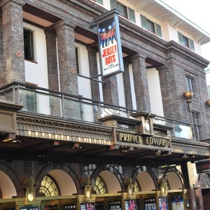 Prince Edward Theatre London West End