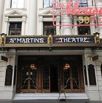 St Martins Theatre London West End