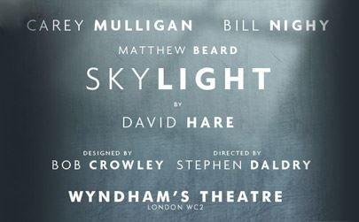 Skylight at Wyndham's Theatre