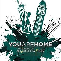 ANDERSON and PETTY: YOU ARE HOME at St James Studio on Sunday 16th March 2014