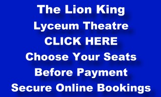 The Lion King Booking Image