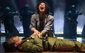 Miss Saigon Stage scene