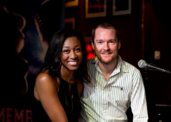MEMPHIS London Launch Event. Beverley Knight and Killian Donnelly. Photo Helen Maybanks