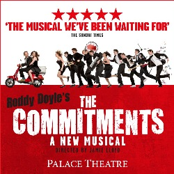 The Commitments Palace Theatre