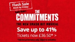 The Commitments Flash Sale