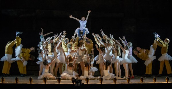 7. Billy Elliot The Musical Live, photo by Adam Sorenson