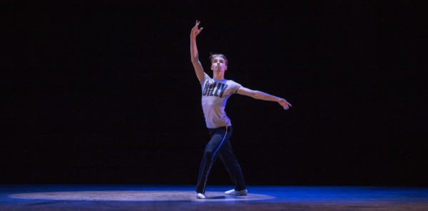 8.  Liam Mower (Older Billy) Billy Elliot The Musical Live, photo by Adam Sorenson
