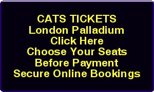 Buy Cats Tickets