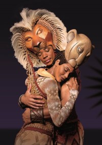 The Lion King Embrace