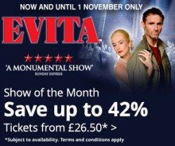 Evita Special Offer