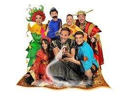 Aladdin at the Shaw Theatre