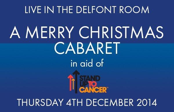 A Merry Christmas Cabaret