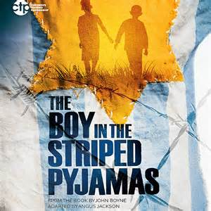 The stage adaption of The Boy In The Striped [yjamas makes its world premiere at Chichester Festival Theatre on 19th February 2015 and tours the UK until 27th June 2015