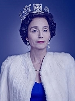 Kristin Scott Thomas as The Queen
