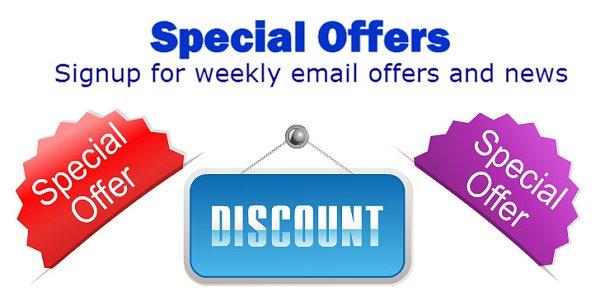 Special Offer eNewsletter