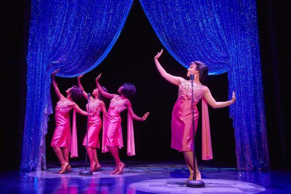 The Shirelles in Beautiful Carole King Musical