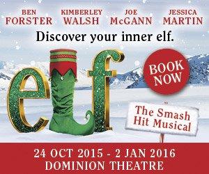Elf Musical London