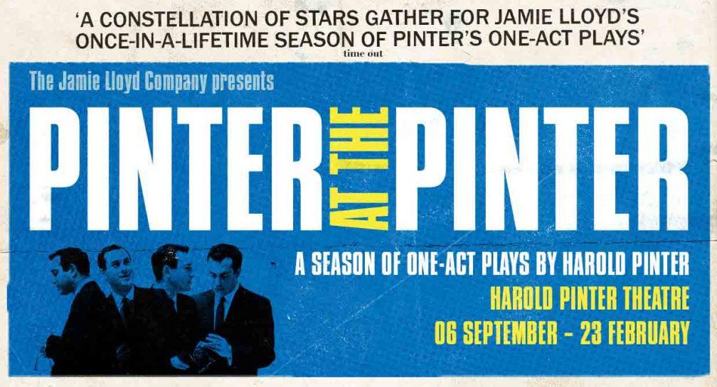 Pinter at the Pinter