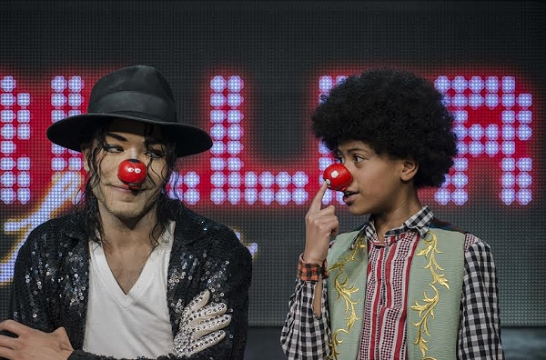 Thriller Live Red Nose Day