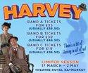 Harvey at theatre Royal Haymarket