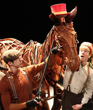War Horse Wear a Hat Day
