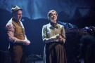 7. Colm Gormley (Ted Narracott) and Jayne Mckenna (Rose Narracott) in War Horse at the New London Theatre, photo by Brinkhoff Mögenburg