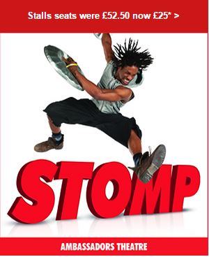 STOMP Flash Sale